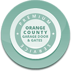 Orange County Garage Door & Gates Premium Service